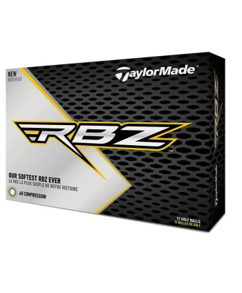 TaylorMade RBZ Soft Golf Balls (12 Balls) 2019