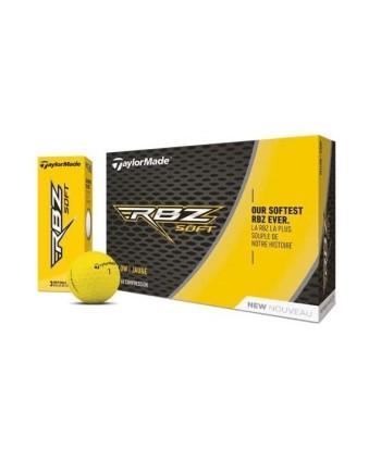 Golfové míčky TaylorMade RBZ Soft (12ks) 2019