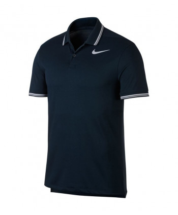 Nike Mens Modern Tour Dry Tipped Polo Shirt