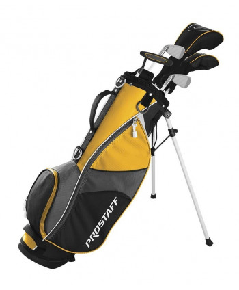 Wilson Pro Staff JGI Junior Medium Golf Set (8-11 Years)