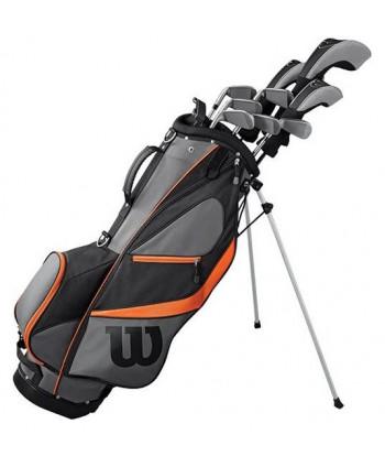 Prodloužený golfový set Wilson X-31 - grafit/ocel