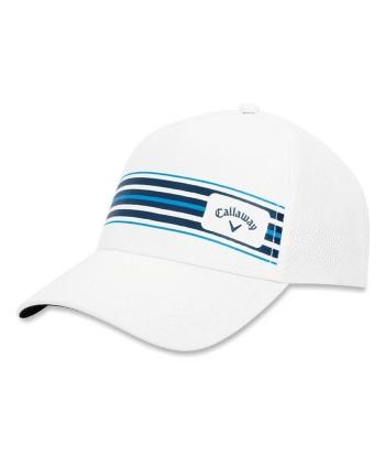 Pánská golfová kšiltovka Callaway Stripe Mesh