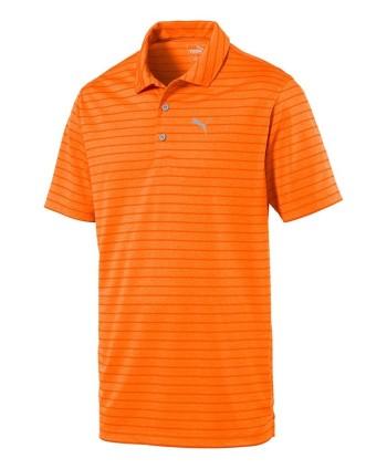 Pánské golfové triko Puma Rotation Stripe 2019