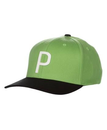 Puma P Snapback Cap