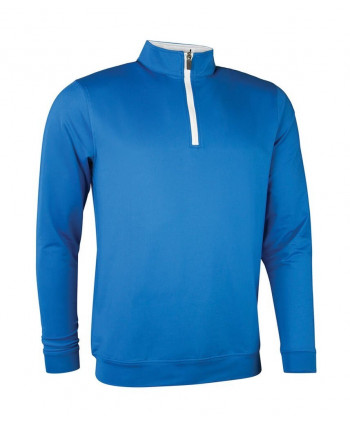 Glenmuir Mens Wick Zip Neck Pullover