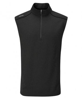 Pánská golfová vesta Ping Ramsey Half Zip Fleece