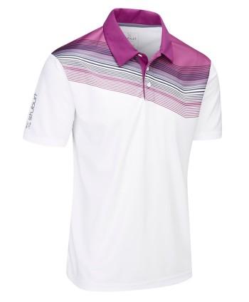 Pánské golfové triko Stuburt Evolve Upton