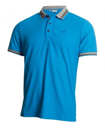 Calvin Klein Mens Midtown Radical Cotton Polo Shirt