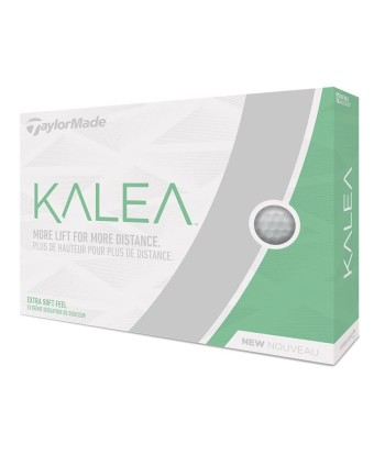 TaylorMade Ladies Kalea Golf Balls (12 Balls)