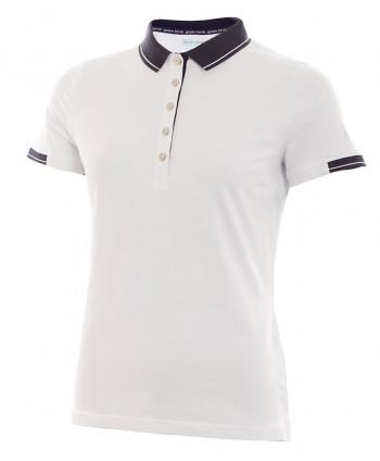 Green Lamb Ladies Paulina Club Sleeveless Polo Shirt