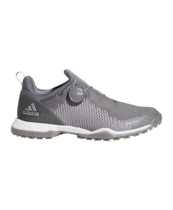adidas Mens Forge Fiber BOA Golf Shoes