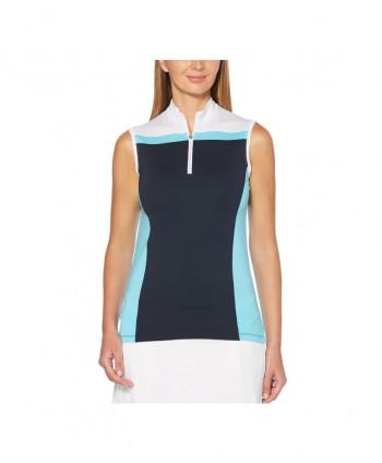 Dámské golfové triko Callaway 3 ColourBlock