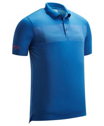 Pánské golfové triko Callaway Birdseye Chest Print 2019
