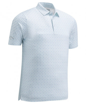 Pánské golfové triko Callaway Mini Ombre Print 2019