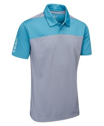 Pánske golfové tričko Stuburt Sport Tech Leyburn