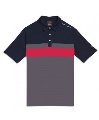 Pánské golfové triko Oscar Jacobson Boston Course