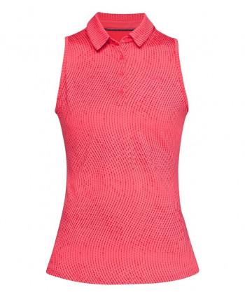 Dámské golfové triko Under Armour Zinger Sleeveless 2019