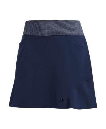 Dívčí golfová sukně Adidas Solid Back Pleat 2019