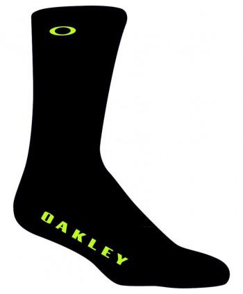 Oakley Mens Block Colour Socks