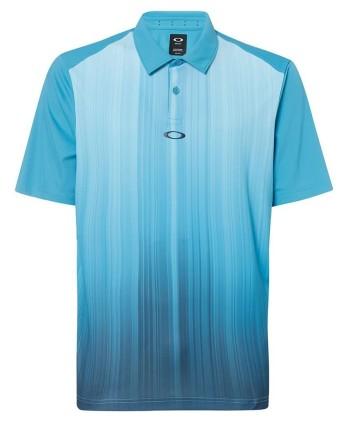 Pánské golfové triko Oakley Infinity Line 2019