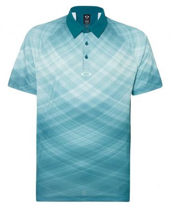 Pánské golfové triko Oakley Barkie Gradient 2019