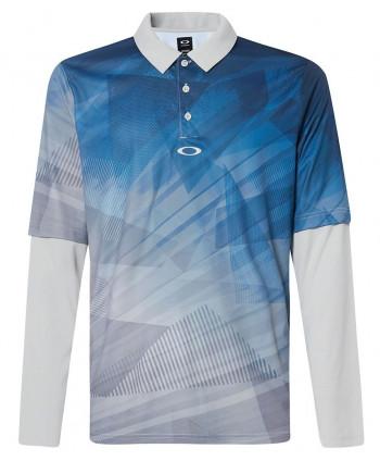 Pánské golfové triko Oakley Graphic 2019