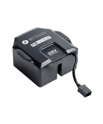 Motocaddy M-Series 16Ah 18 Hole Lithium Battery & Charger