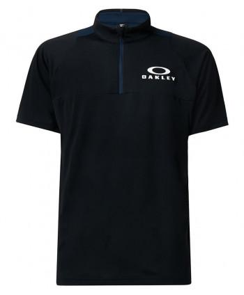 Pánské golfové triko Oakley Enhance SS Mock 9.0