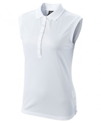 Dámské triko na golf Wilson Sleeveless Polo Shirt 2019