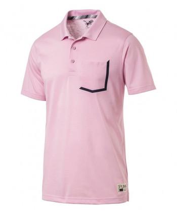 Pánske golfové tričko Puma Crossings 2018