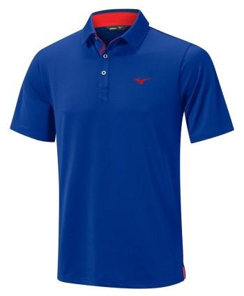 Pánske golfové tričko Mizuno Breath Thermo