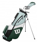 Dámský golfový set Wilson Prostaff SGi + golfový vozík Clicgear 3.5+
