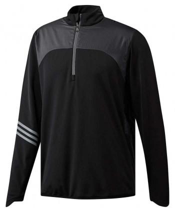 Pánska golfová mikina Adidas ClimaHeat FrostGuard