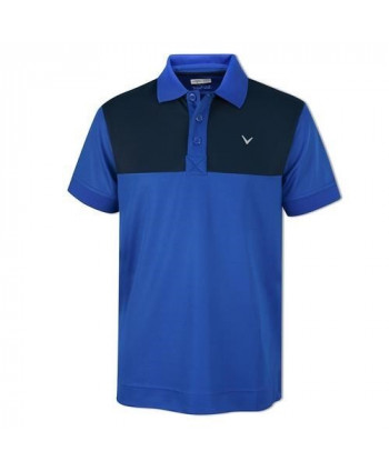 Detské golfové tričko Callaway Youth 2 Colour Blocked