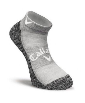 Pánske golfové ponožky Callaway Tour Opti-Dri Low Cut