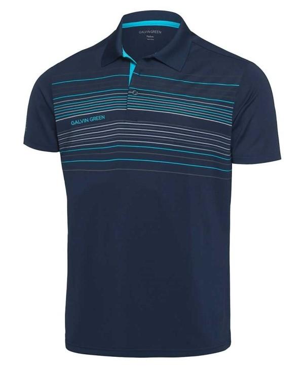 Galvin Green Mens Myles VENTIL8 Plus Polo Shirt