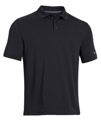 Under Armour Mens Playoff Chest Print Polo Shirt