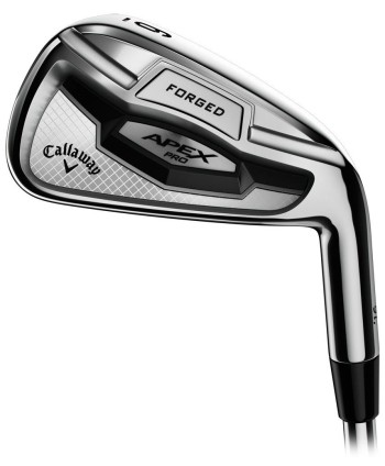 Callaway Apex Pro Forged Irons (Steel Shaft)