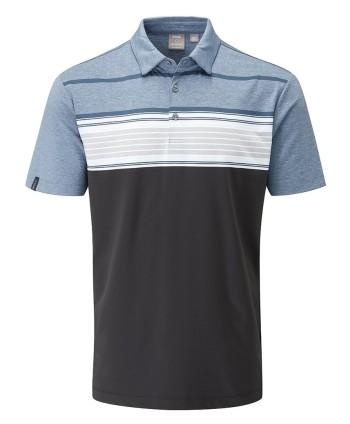Pánske golfové tričko Ping Collection Harper