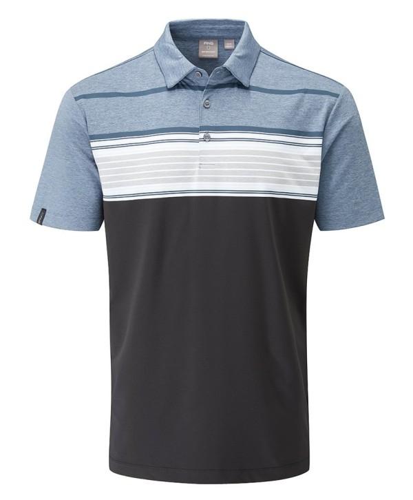 Pánské golfové triko Ping Collection Harper 2018