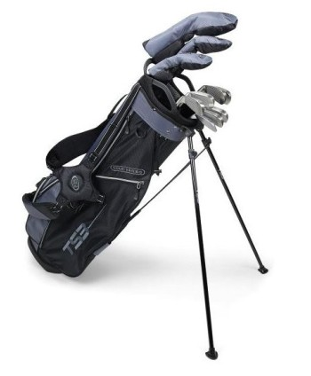Dětský golfový set US KIDS TS3-66 - grafit/ocel