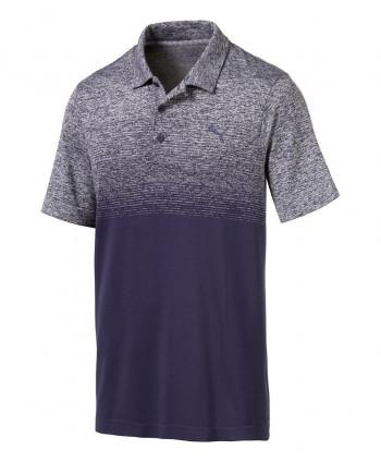 Pánské golfové triko Puma Evoknit Ombre 2019