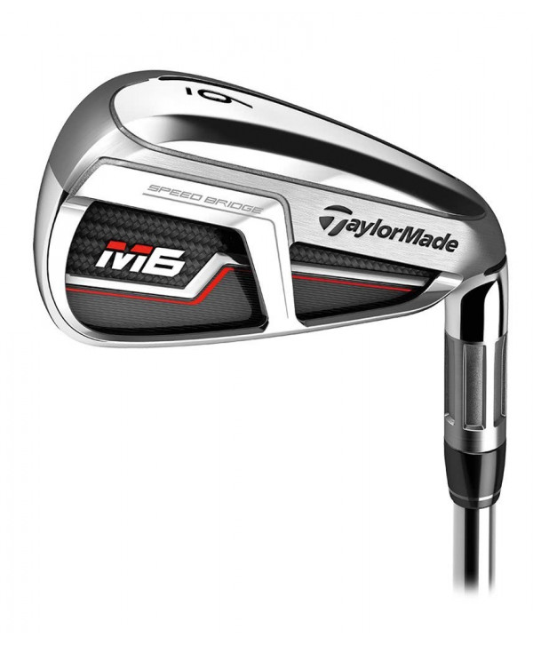 TaylorMade M6 Irons (Steel Shaft)
