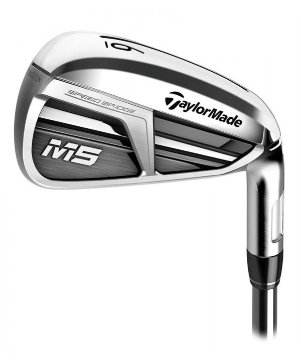 TaylorMade M5 Irons (Steel Shaft)