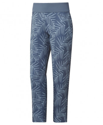Dámské golfové kalhoty Adidas Printed Pull on Ankle
