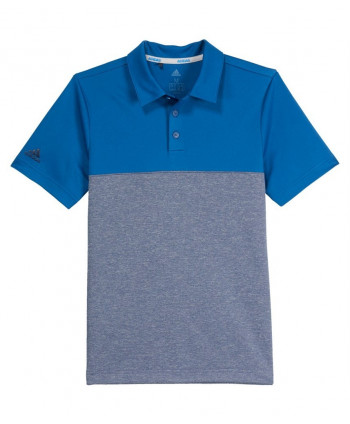 Adidas Boys ClimaCool 3-Stripes Polo Shirt