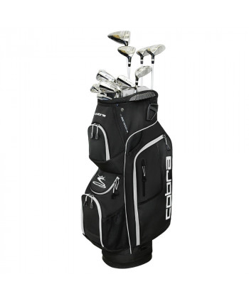 Cobra XL Speed 11 Piece Golf Package Set (Steel/Graphite)