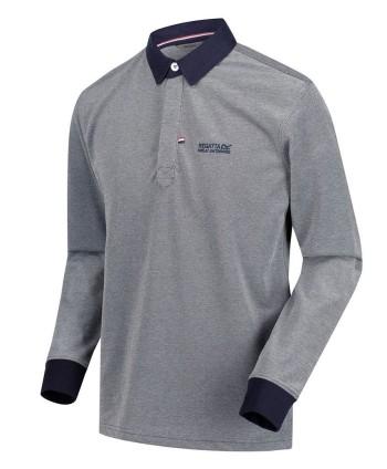 Pánské triko s dlouhým rukávem Regatta Panos