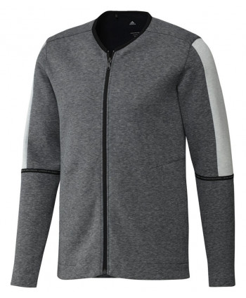 Pánská golfová mikina Adidas Adicross Fleece Cardigan 2019