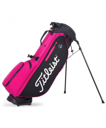 Titleist Players 4+ Pink Out Stand Bag - Limited Edition